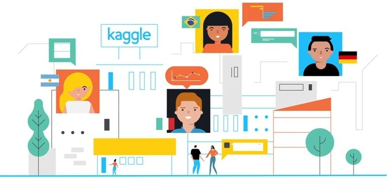 The Kaggle Project - Competing globally in applied machine learning