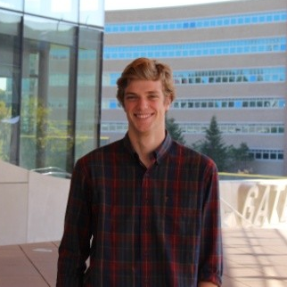 Nolan Gray - PresidentComputer Science '20Hometown: Shawnee, KSI'm a Junior CS major from Shawnee, KS, which is about 10 miles West of Kansas City. I joined CDS because I wanted a community where I could learn and work with some of Cornell's smartest people. I wanted to apply my knowledge to build things that I really care about. Outside of CDS, I enjoy playing club basketball, IM sports, and the occasional round of frolf.nsg58@cornell.edu
