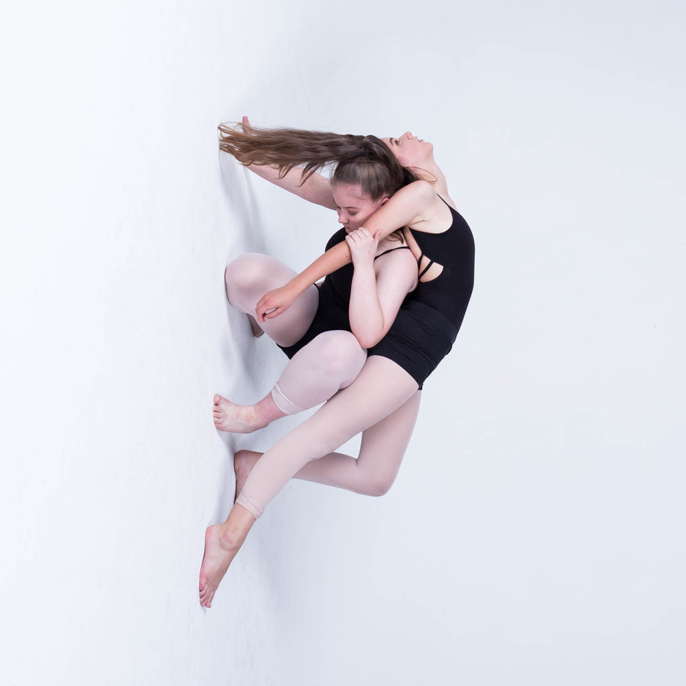 Triplicity - A triple bill of contemporary dance works performed at the Meat Market in North Melbourne 2018.