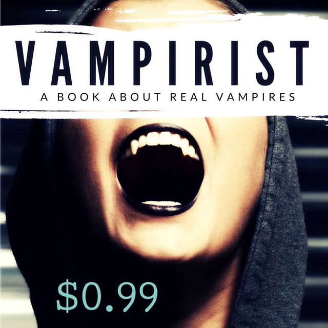 Limited-time offer! 😁 #amazon #Vampirist