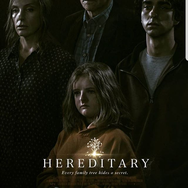 Tonight, we'll be going to the movies and watch #hereditary #horror #horrormovies ☺😱🤓