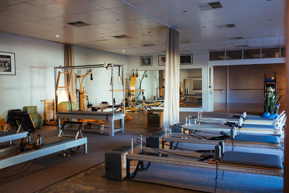 The Pilates & GYROTONIC® Method Space