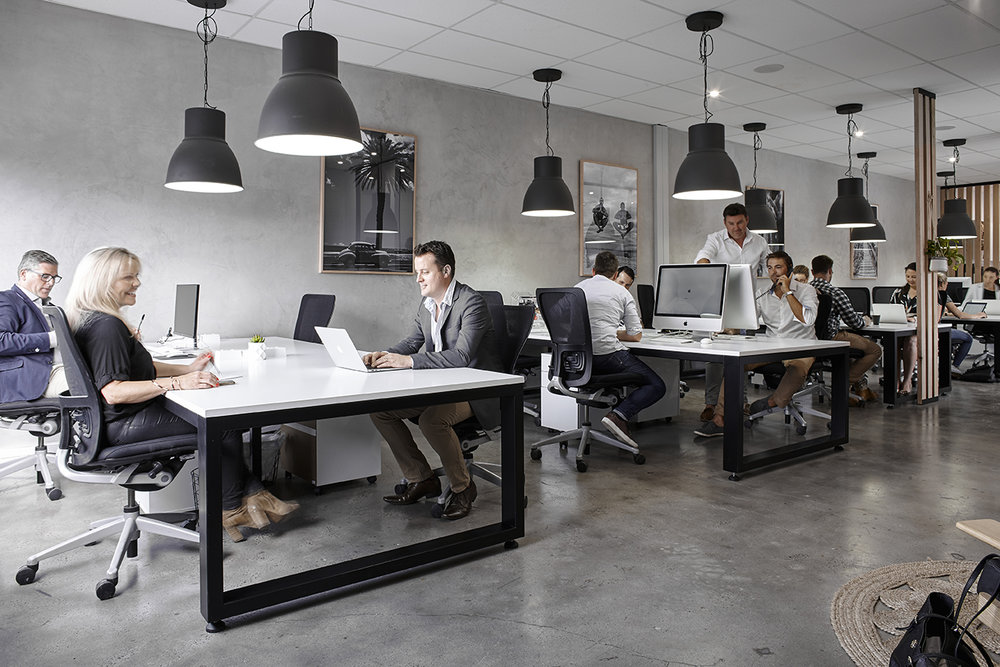 Team Areas - Partitioned dedicated office space for you and your entire team up to 20 people available upon request.Contact us to confirm pricing.Subject to availability.