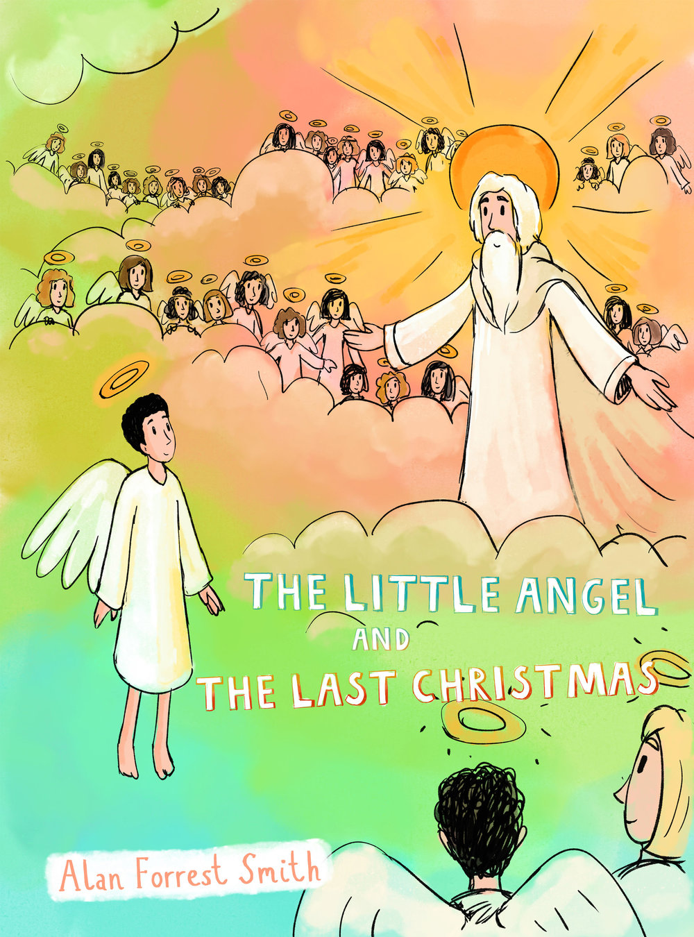 NEW BOOK RELEASE - Alan Forrest Smith's latest book is a book inspired by classic Christmas stories.Imagine you, your kids, your partner or friends sitting around a warm farm over christmas and riding this book together.Thomas the little angel has one mission only - to save Christmas. Could this be the last Christmas ever?Time is short the risk is hugeIt could end at midnightFive chances to find the true spirit ofChristmas or lose everything - including his wings.A truly magical Christmas read everyone will love.Just 50 pages.Paperback and eBookFully illustrated.Released December 2017ORDER HERE
