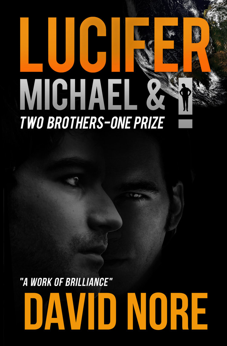 AMAZON FIVE STAR REVIEW:  A retrospective 'fly-on-the-wall' narrative from one of the higher ranked sons of God. God's favorite sons, Michael and Lucifer, are ripping humanity apart with their petty sibling rivalry and God is refusing to take sides.....But who will win in the end?? Brilliantly written,    this has to be an early contender for best book of the year.