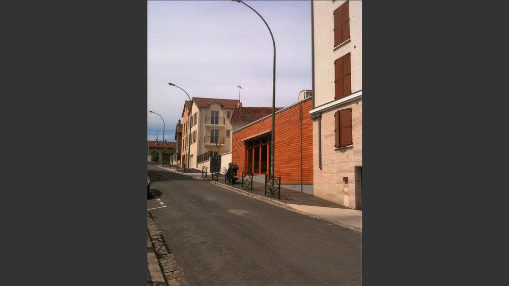 Loft Nogent sur Marne France. Atelier Messaoudi architecture aménagement et design. Bureau d'étude Algérie.