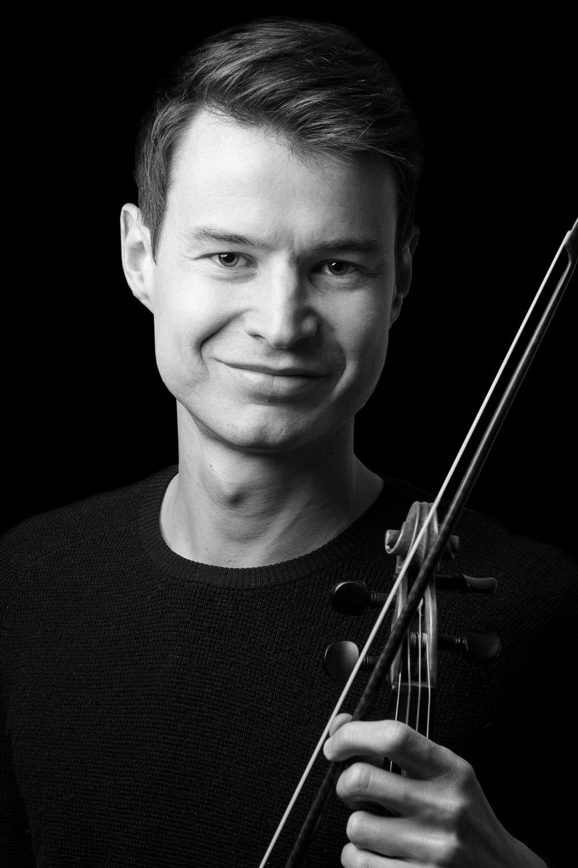 Cameron Jamieson - violin