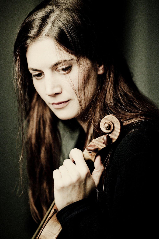 Sophie Gent - violin