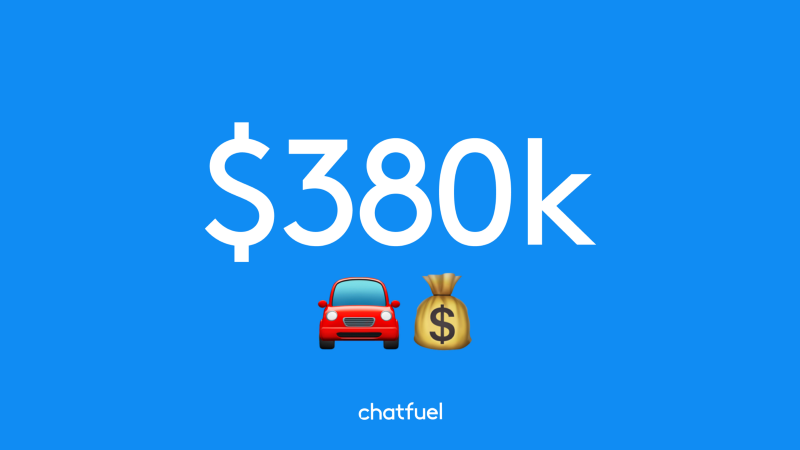 Nissan Israel Sells $380K in First Month of Launching Chatfuel Bot! -
