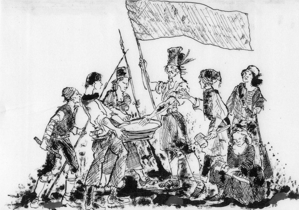 The Merthyr Rising, 1831