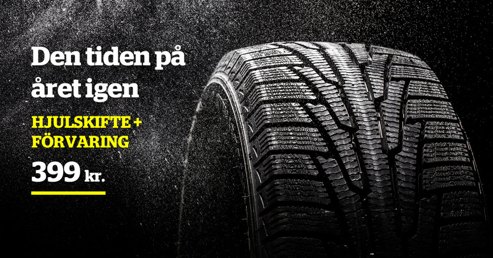 Mekonomen Malmö: Facebook Ad