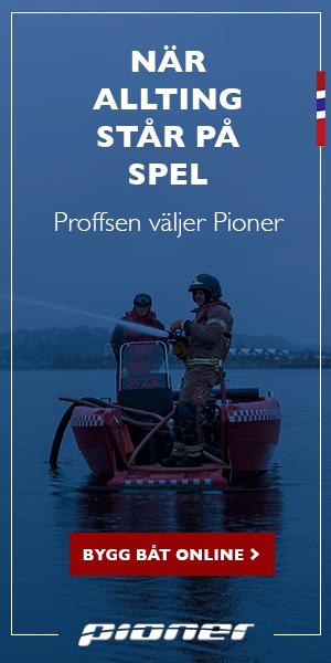 Bannerkoncept: Pioner Boats