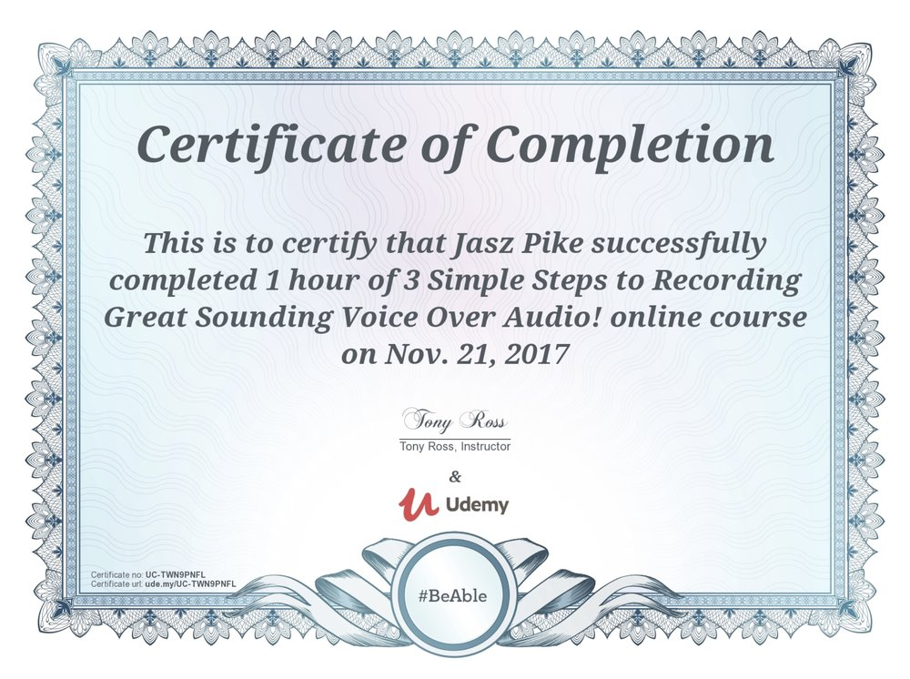 3 Simple Steps to Recording Great Sounding Voice Over Audio! .jpeg