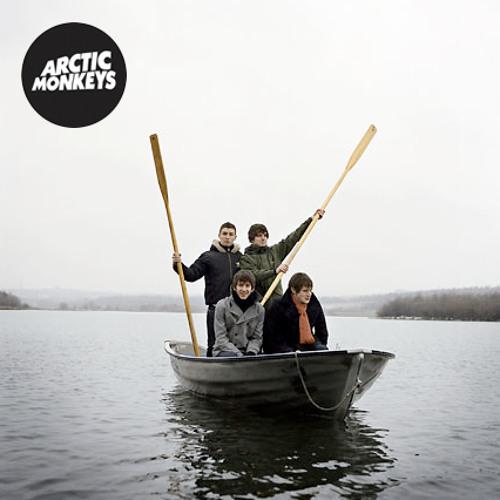 arctic monkeys straighten the rudder acoustic