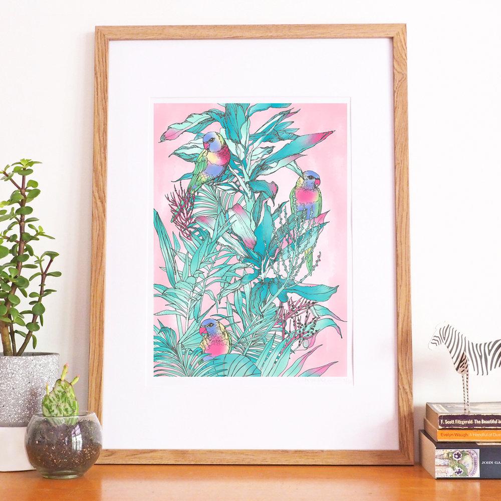 Rainbow-Lorikeet-art-pigment-giclee-print.jpg
