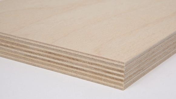 Interior birch plywood