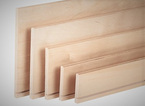 Birch plywood drawer sides