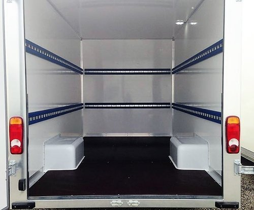 Anti slip filmfaced plywoodvan flooring