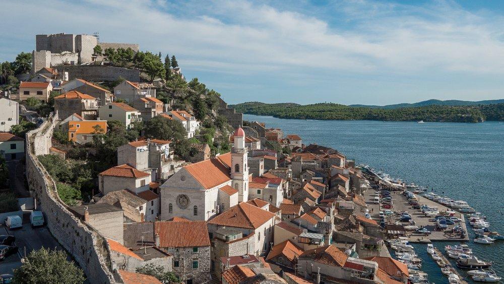 Šibenik, Croatia.