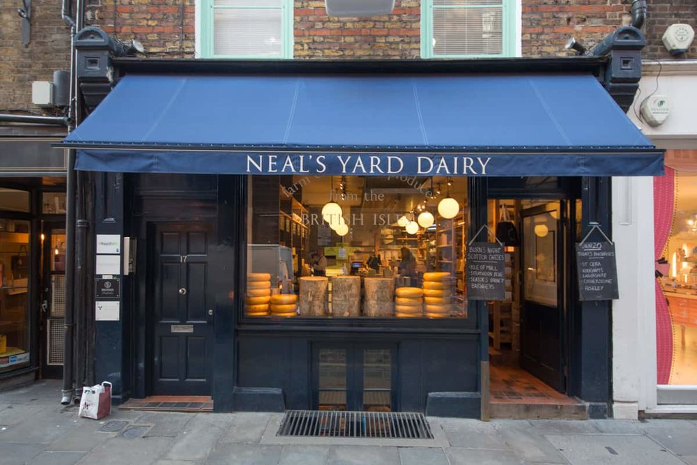 The Covent Garden shop