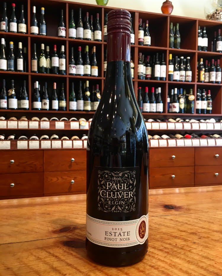 Paul Cluver Estate Pinot Noir