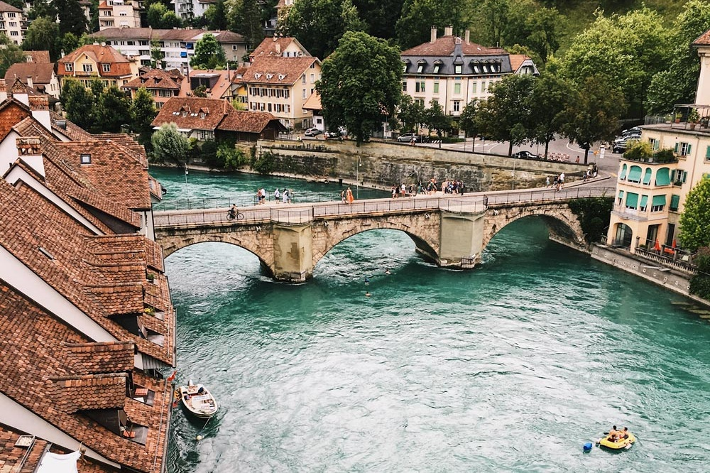 My adopted city - The alternative heart of Switzerland