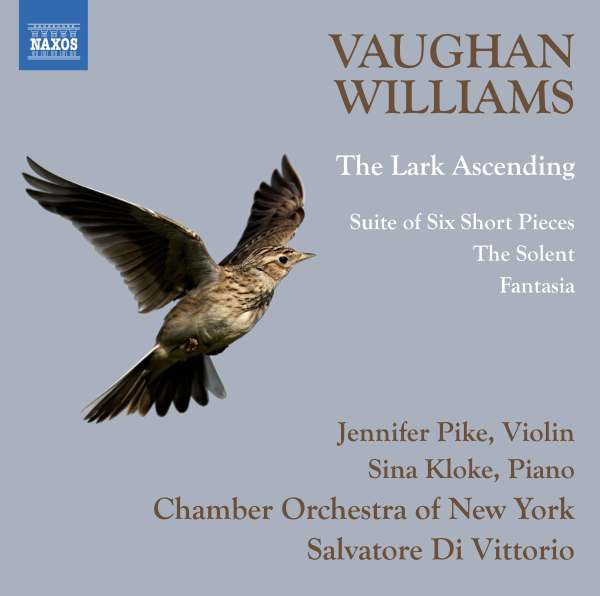 Vaughan Williams: The Lark Ascending - Chamber Orchestra of New YorkNaxos, 2016