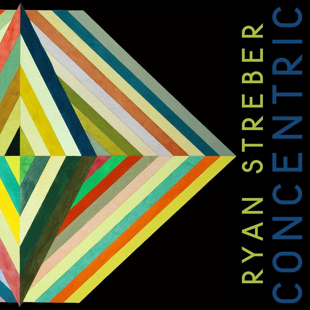 Concentric - Ryan StreberLine C3New Focus Recordings, 2014