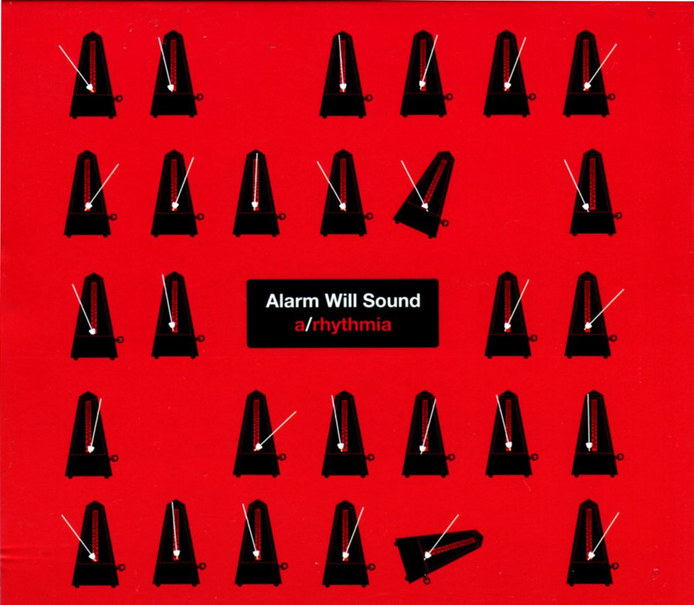 a/rhythmia - Alarm Will Soundnonesuch, 2009
