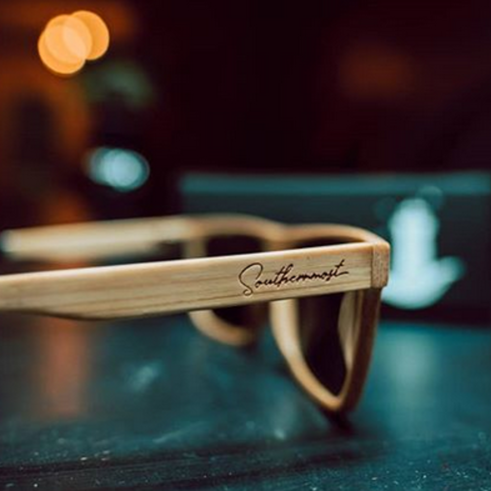 Premium Bamboo Sunglasses - Layered Bamboo for the strongest and most comfortable Bamboo Sunglasses you can buy.