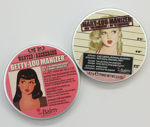 theBalm Highlighters