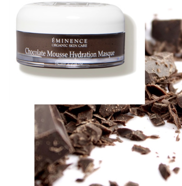 - Fight the visible signs of aging with this antioxidant-rich cocoa masque