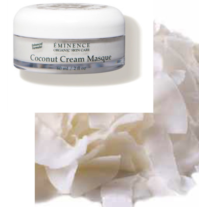 - Coconut milk, oils, and chunks of ripe coconut will leave your skin feeling firm, smooth, and youthful