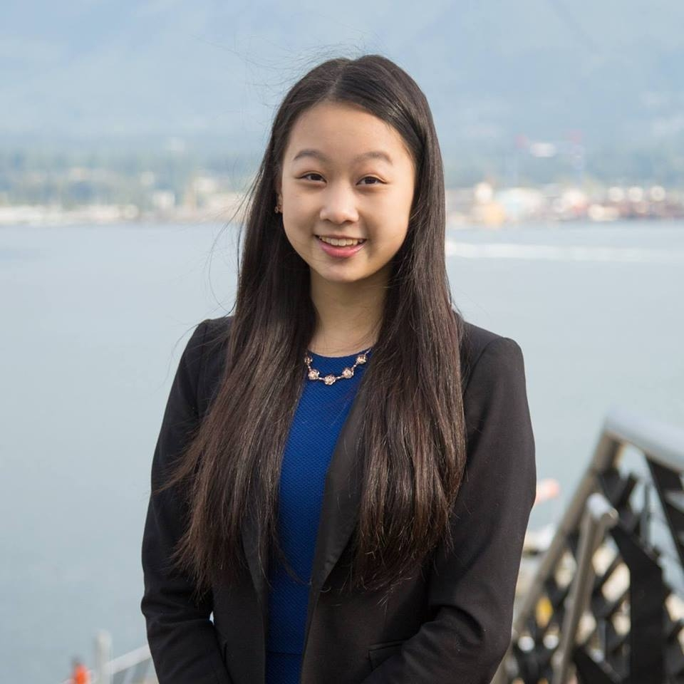 Angelina Zhang - 2016 - PresentAttended WSDC 2018 in Zagreb, Croatia