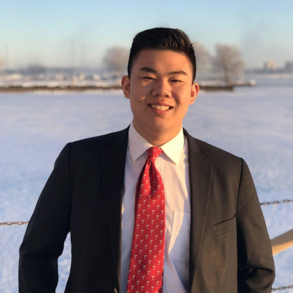 Allan Lee - 2018 - Present
