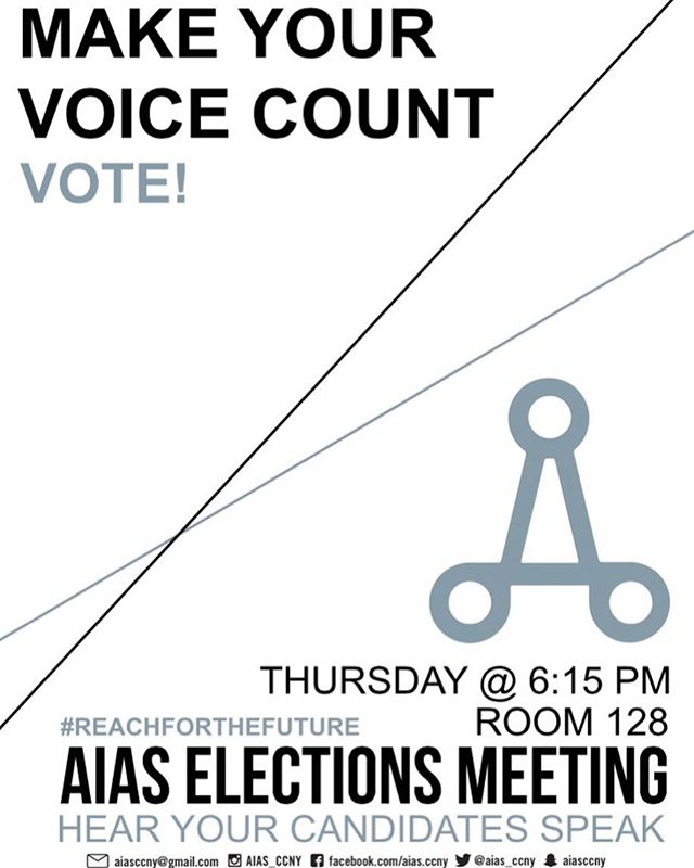 Wanna find out who is going to potentially be on the future board? This Thursday come and see them speak