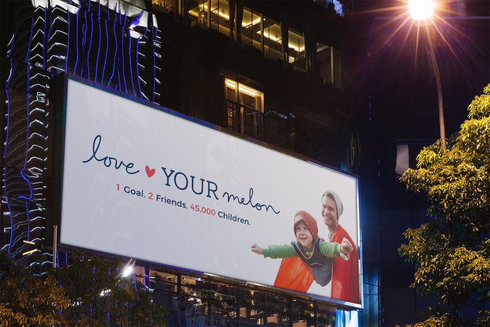 Brand Campaign - Love Your Melon P1