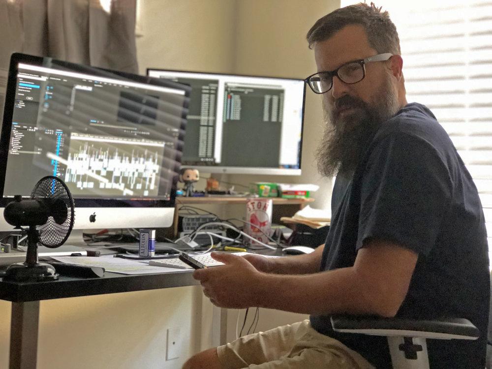Andrew, Editor