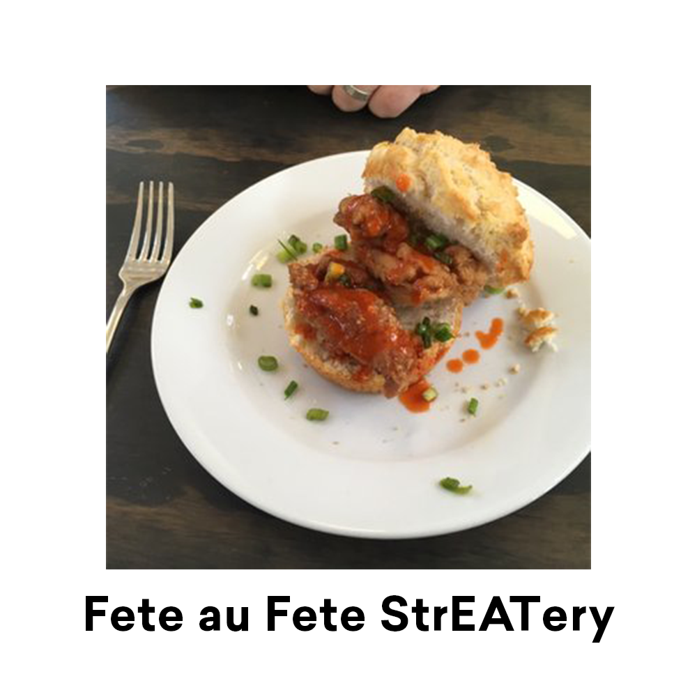 Fete au Fete St Roch New Orleans for Louisiana Street Food Festival