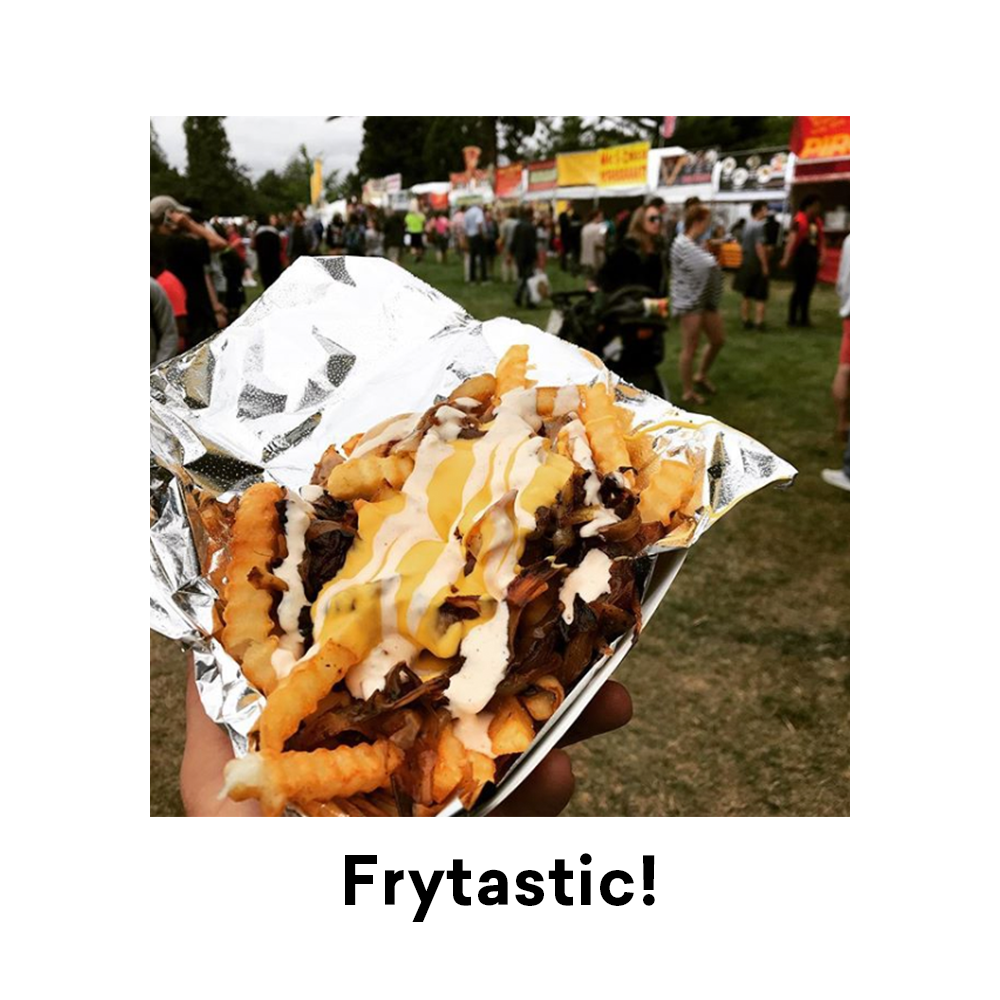 Frytastic! New Orleans for Louisiana Street Food Festival