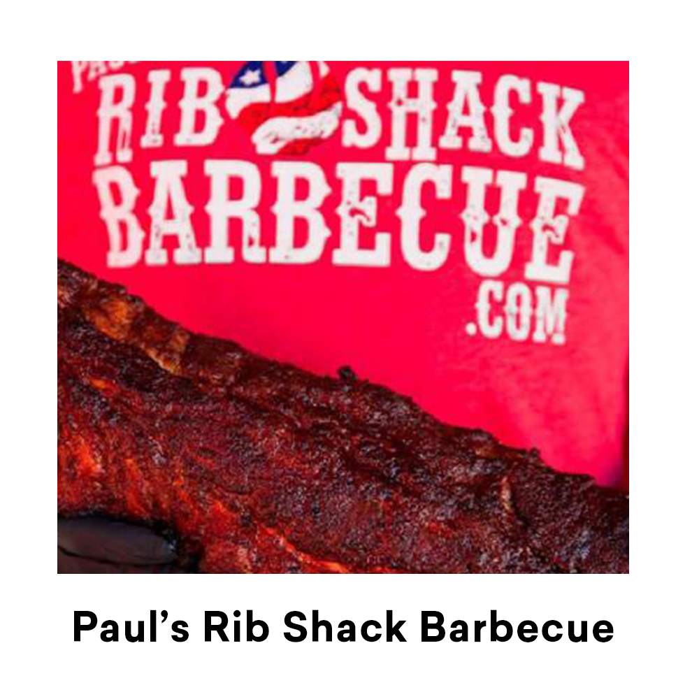 Paul's Rib Shack for Louisiana Street Food Festival