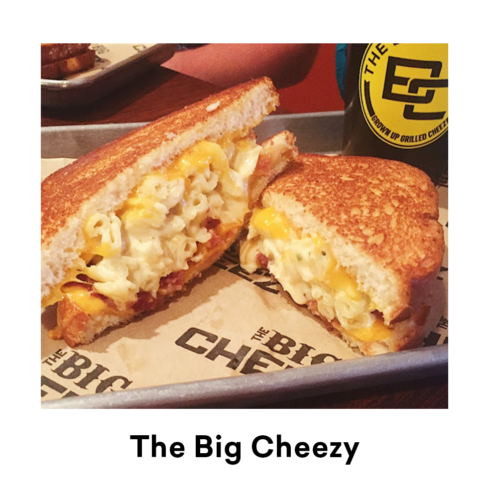The Big Cheezy for Louisiana Street Food Festival
