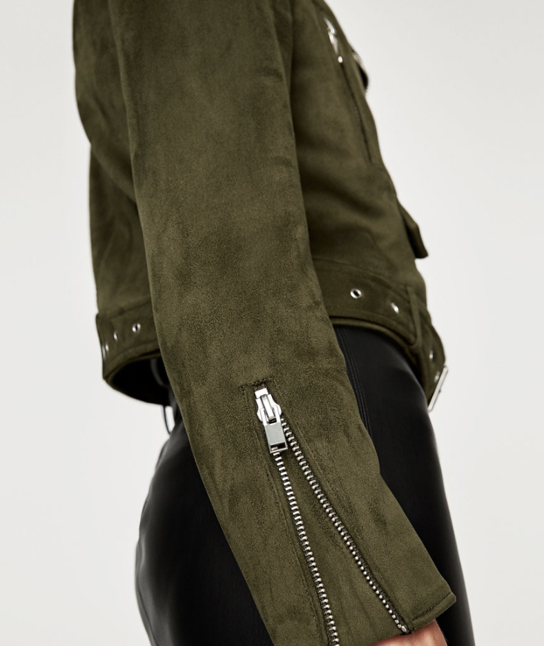 Zara : 45,99 $ CAD