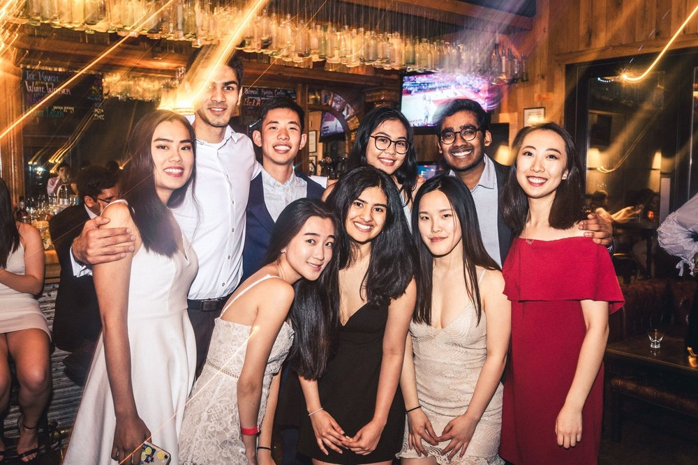 Winter Formal hosted by the Social Committee