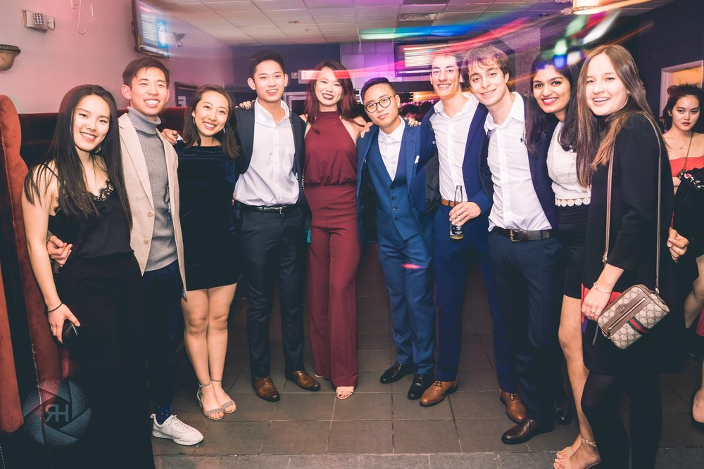 Winter Formal - AIS, APSC, and UMC hosted the annual winter formal at TLO Event Complex. Students came to celebrate the end of a semester and take a break from studying for finals.