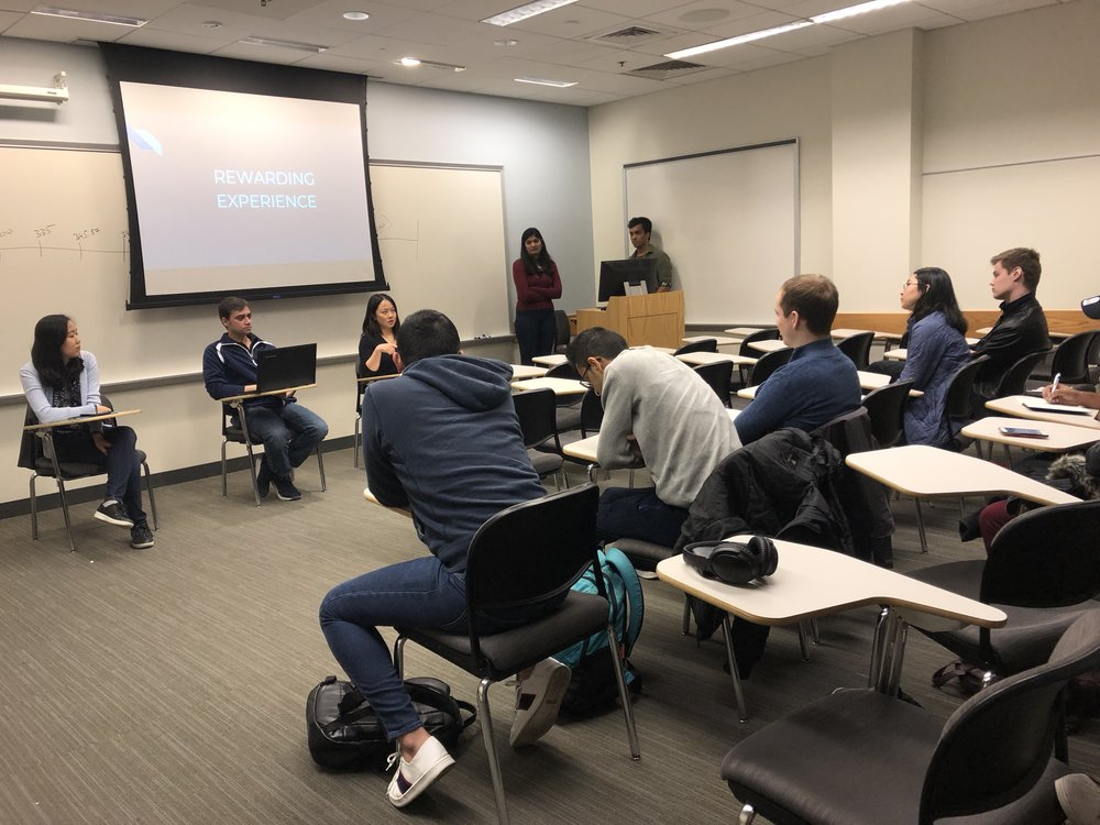 Postgraduate Opportunities at Penn - AIS hosted its very first postgraduate panel on March 28th. Panelists included a MBA, PhD and a law student from Penn.