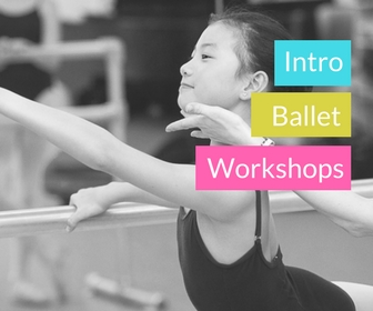 Intro to Ballet (Spring 2018)   - AGE 6-10Welcome to the perfect class that will have you learning about ballet.   This is a 5 week long program that you can drop in and take 1, 2 or all 5 classes.