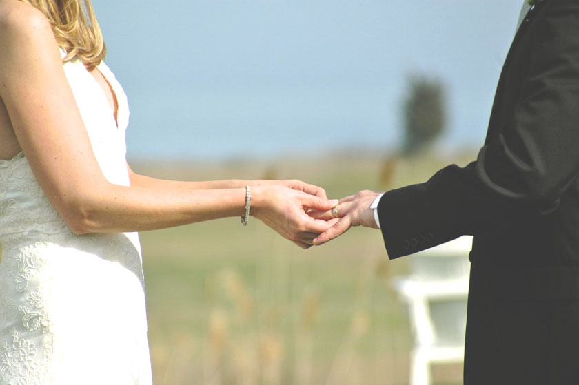 vows | Kate Uhry photography
