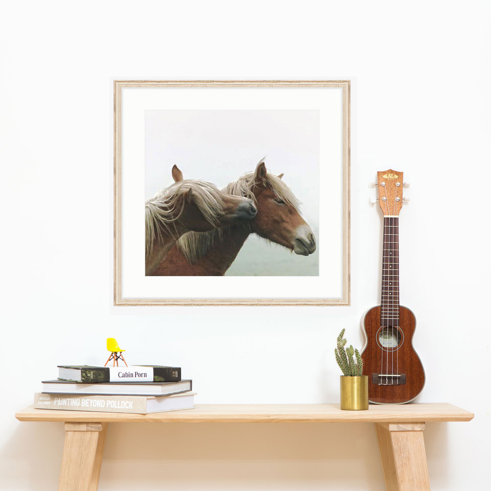Horses-print by kate-uhry