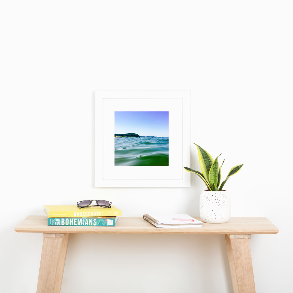 Floating-with white-wood-frame-by-kate-uhry-photography